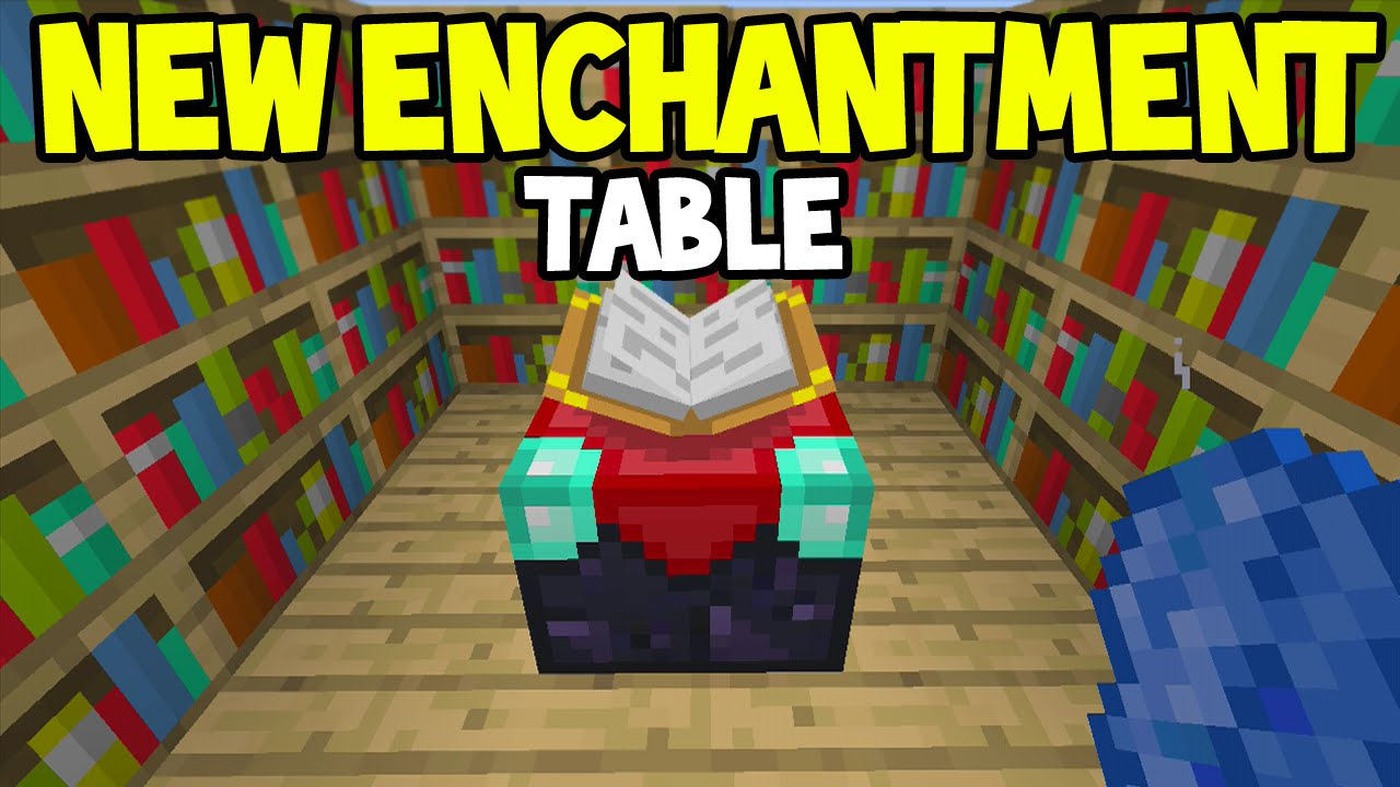 minecraft how to make a enchantment table 1.7.10