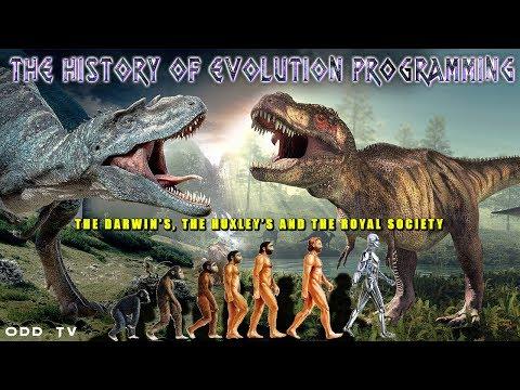 History of Evolution Programming | The Darwin