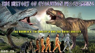 History of Evolution Theory | Darwin