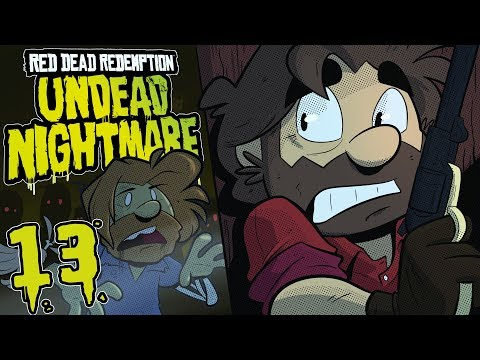 Undead Nightmare Lets Play #13  Hello, Darkness
