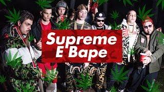 Cacife Gold - Supreme e Bape (Prod. WCnoBeat) [ClipeOficial]