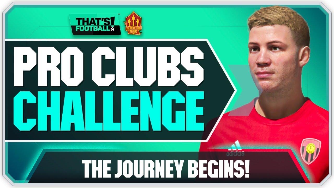 GOLDBRIDGE FIFA PRO CLUBS Episode 4