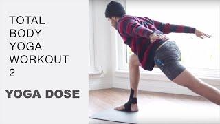 Total Body Yoga Workout 2 With Tim Senesi