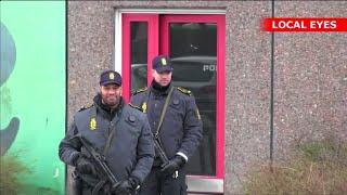 Razzia: Dänische Polizei nimmt mutmaßliche IS-Kämpfer fest