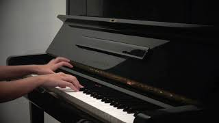 Katy Perry - Bigger Than Me (Piano Cover by Salina Melanie)