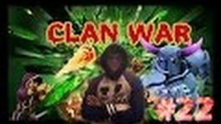 Clash of Clans- Clan WAR italiana!! #40 [Brown]