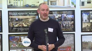 Press Conference condmening New Zealand attack at the Baitul Futuh Mosque, London