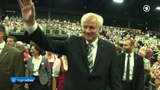 Seehofer mahnt Einhaltung des Völkerrechts in Europa an - Sudetendeutscher Tag 2014
