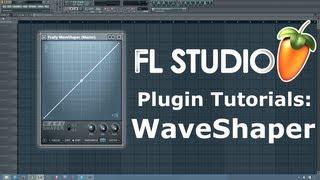 FL Studio Tutorial- How To Use Fruity WaveShaper