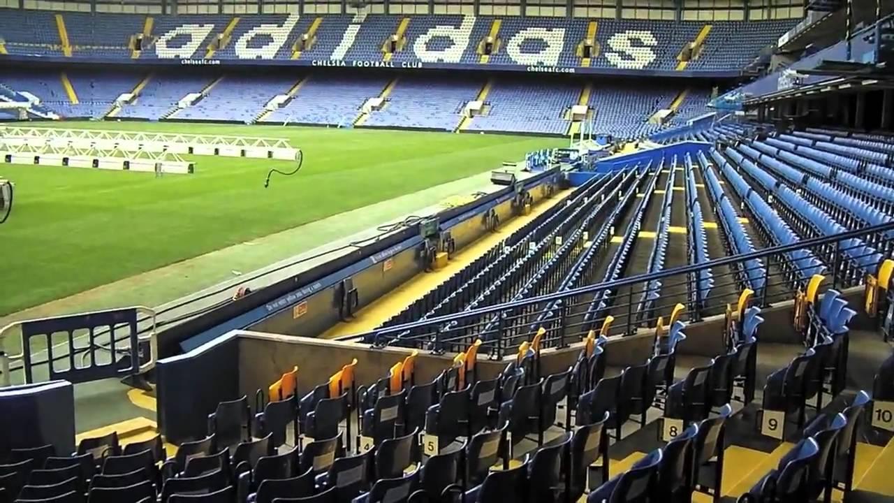Stamford Bridge Tour Chelsea Stadium - YouTube