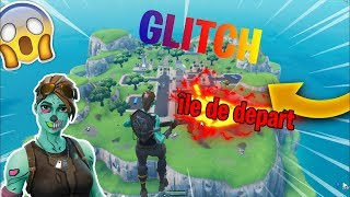 """GLITCH"": HOW TO GO ON THE DEPART ISLAND ON FORTNITE SAISON 9 !!!"