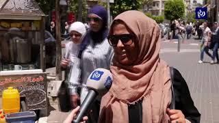 تراجع حركة الشراء في الضفة الغربية قبيل العيد (3/6/2019)