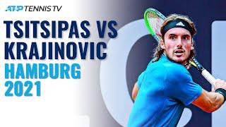 Stefanos Tsitsipas vs Filip Krajinovic