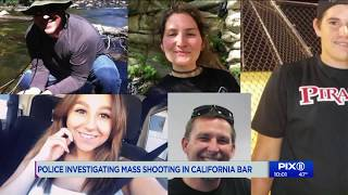 Police identify victims of mass shooting at California bar
