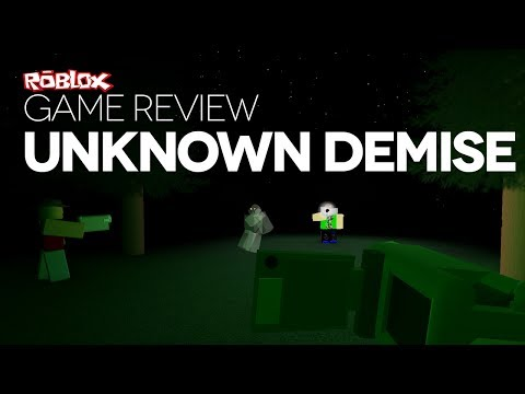 Game Review - Unknown Demise