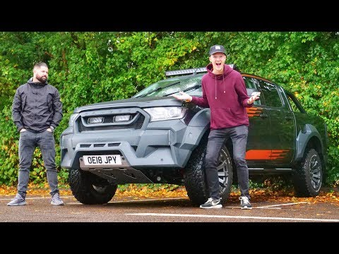 [My Next Car] Ford Ranger w/ LennyTheGeeza