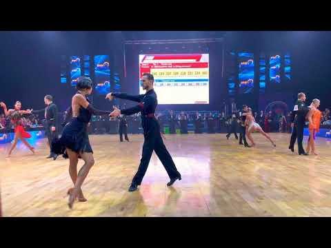 Minsk Open 2021 IDSU Grand Prix Adult La Zevelev - Agarkova Rumba