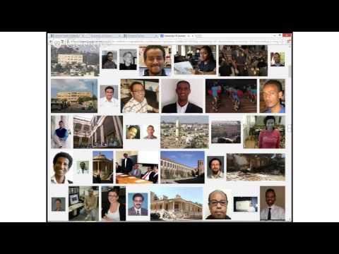 Dr. Sarah Oqbay Former Lecturer of University of Asmara