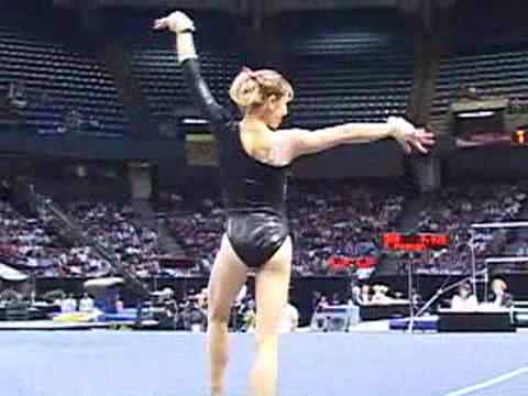 Courtney Kupets FX 2006 SEC Championships