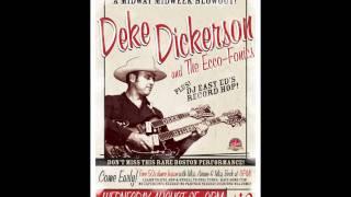 Deke Dickerson & The Ecco-Fonics-Feelin
