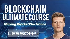 mining works the nonce - how mining works the nonce   how bitcoin mining work - nonces, computing #4