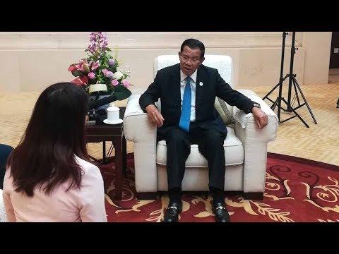 Bilateral trade benefits ASEAN more than China: Hun Sen