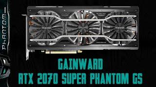 [Cowcot TV] Présentation carte graphique Gainward RTX 2070 Super Phantom GS