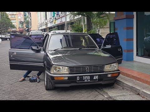 Peugeot 505 GTI - Jalan2 Pasang Blaupunkt Lagi ( Part 2)