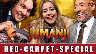 Jumanji - Willkommen im Dschungel | Dwayne Johnson | Robert Hofmann