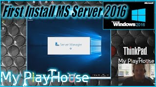Installing Microsoft Server 2016 on ESXi6.0 For the First Time - 415