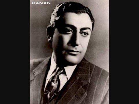 banan and classical iran music