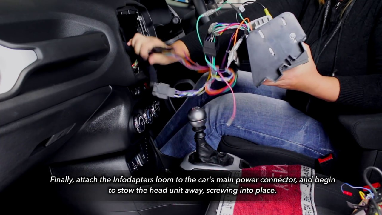 medium resolution of jeep renegade 2015 integration kit