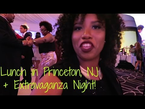 Lunch in Princeton, New Jersey! + Extravaganza Night | Belle Beauty