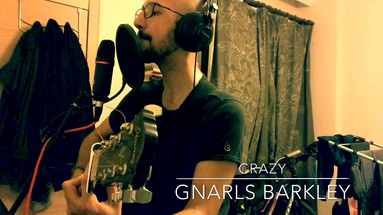 Gnarls Barkley - Crazy Acoustic Cover