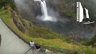 Explore Snoqualmie Falls