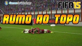 Fifa 15 Carreira Manager [PC] EP42 Rumo ao Topo