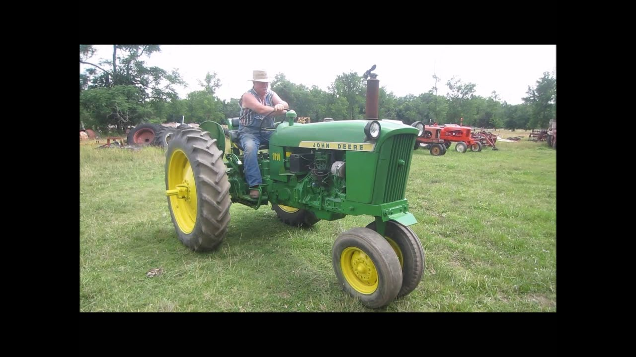 John Deere 1010 Row Crop Tractor Wiring Diagram For Sale Sold At Auction July 1440x1080