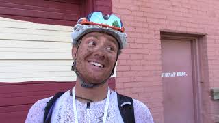 Josh Berry: 2018 Dirty Kanza 200 Second Place