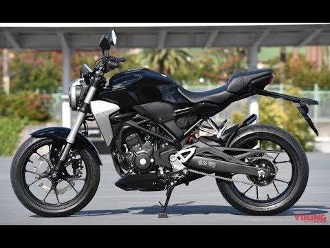 Honda CB300R Sports Naked 2018 Revealed On EICMA 2017