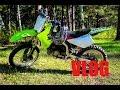 Kawasaki 200 кубиков счастья VLOG