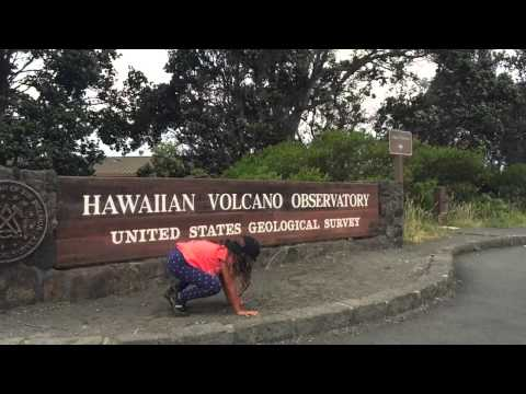 Kona Hawaii - Volcano Observatory