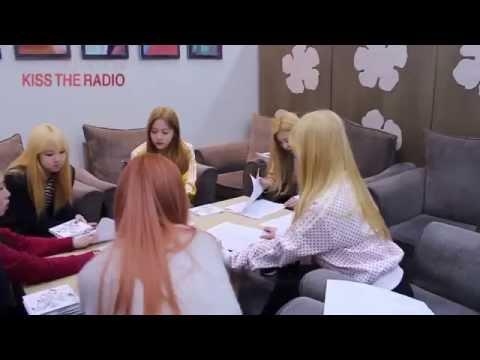 [150324 Red Velvet - Waiting Room + Ice Cream Cake Rehearsal (Super Junior's Kiss the Radio)