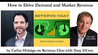 EP66. Carlos Hidalgo: How to Drive Demand and Market Revenue