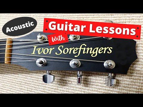 I Wish You Love - Guitar Lesson