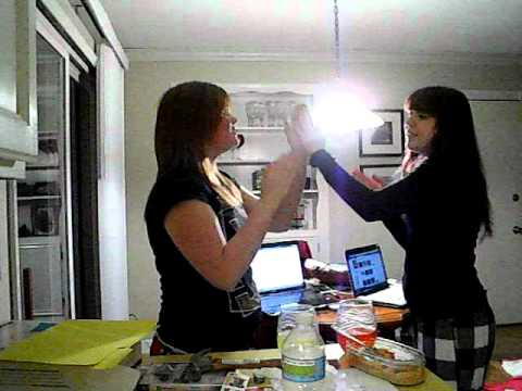 Hot Chicks Handshake