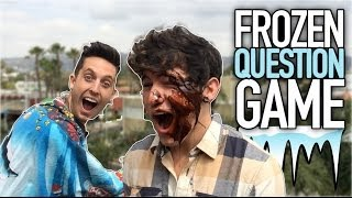 Frozen Question Game Thumbnail