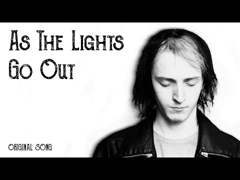 AS THE LIGHTS GO OUT ORIGINAL SG  DAGames
