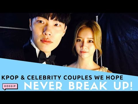 Kpop & Korean Celebrity Couples Still Dating We Hope NEVER Break Up! | The Kossip List from YouTube · Duration:  4 minutes 23 seconds