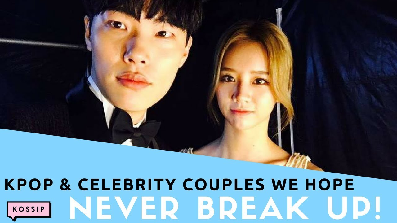 Get Inspired by the Lesser Known Korean Celebrity Couples ...