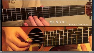 (Tutorial) Me & You / The Intro - Kenny Chesney- Bryan Rason